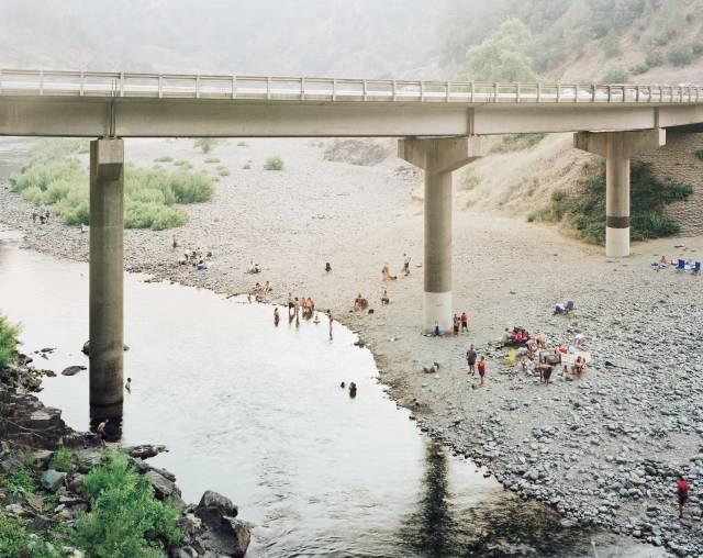 Bathers I, 2008