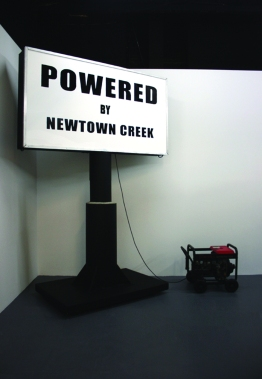 liminal: powered by newton creek, 2010 (gallery view)
