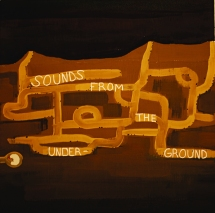 Sounds from the Underground LP, 2010