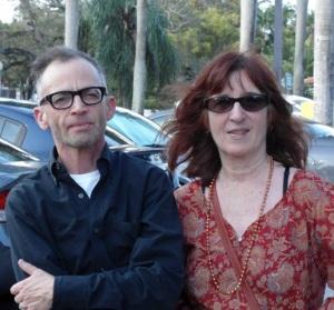 Samuel Ace and Maureen Seaton