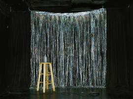Glitter Drapes (I'm Dying Up Here), 2010