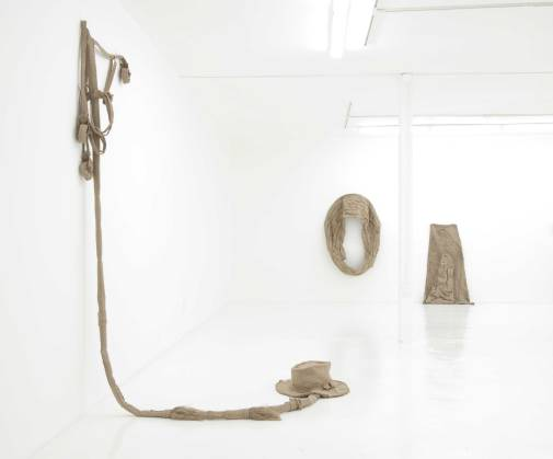 Walkabout (installation view), 2012