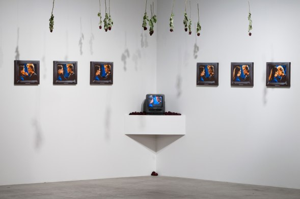 What We Talk About (Installation View)