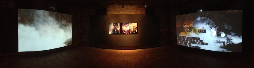 installation shot at Whitespace by Franz Pascher