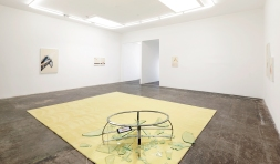 Uh‐Huh, 2016; Greene Exhibitions, Installation View